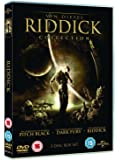 The Riddick Collection [Pitch Black/The Chronicles Of Riddick: Dark Fury/The Chronicles of Riddick]