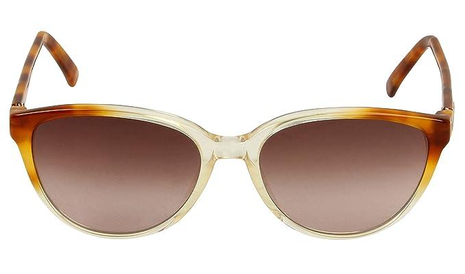 d23e0924e4 Gucci Vintage - Gafas de sol - para mujer marrón Carey: Amazon.es: Ropa y  accesorios