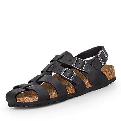 Birkenstock ZADAR - Sandals - camberra old black 4Lfn7KeI