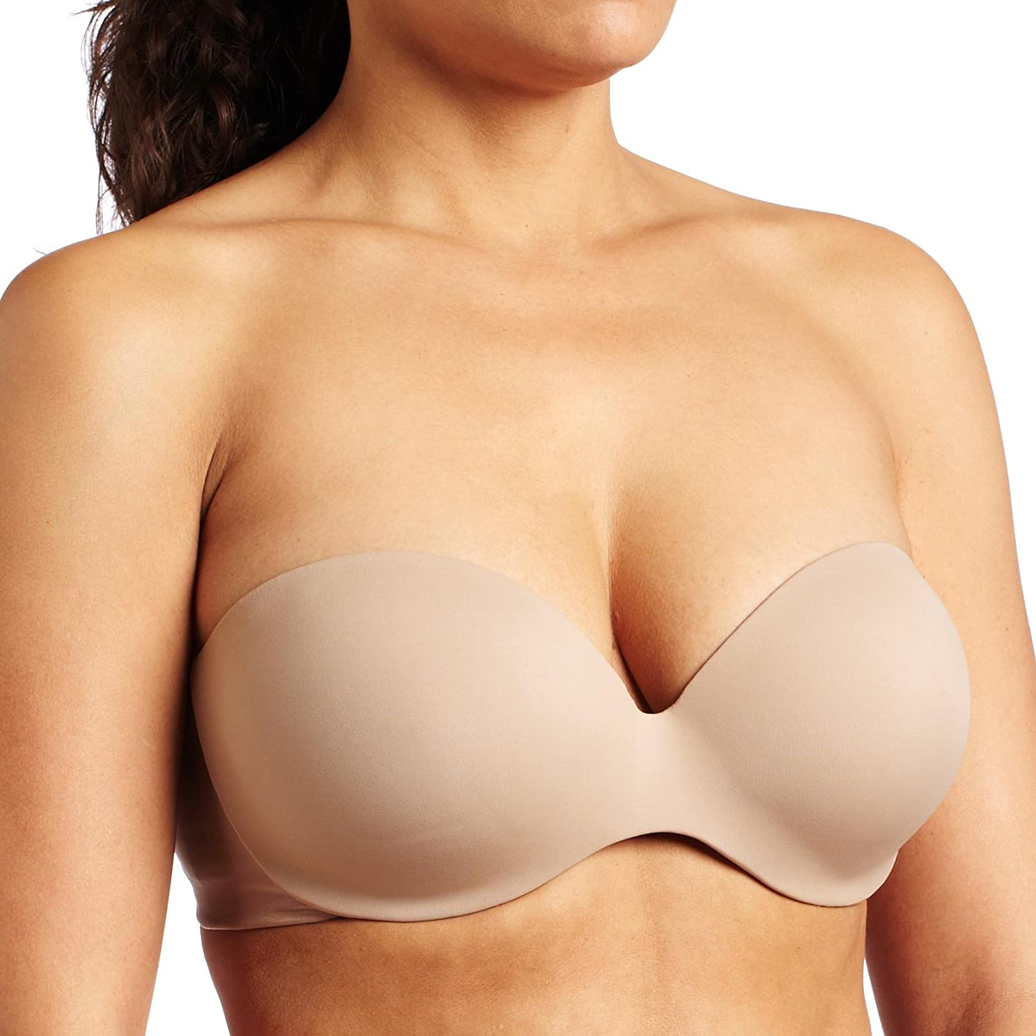 d3157f75cde Warner s Women s This is Not A Bra Strapless Bra at Amazon Women s Clothing  store  Bras