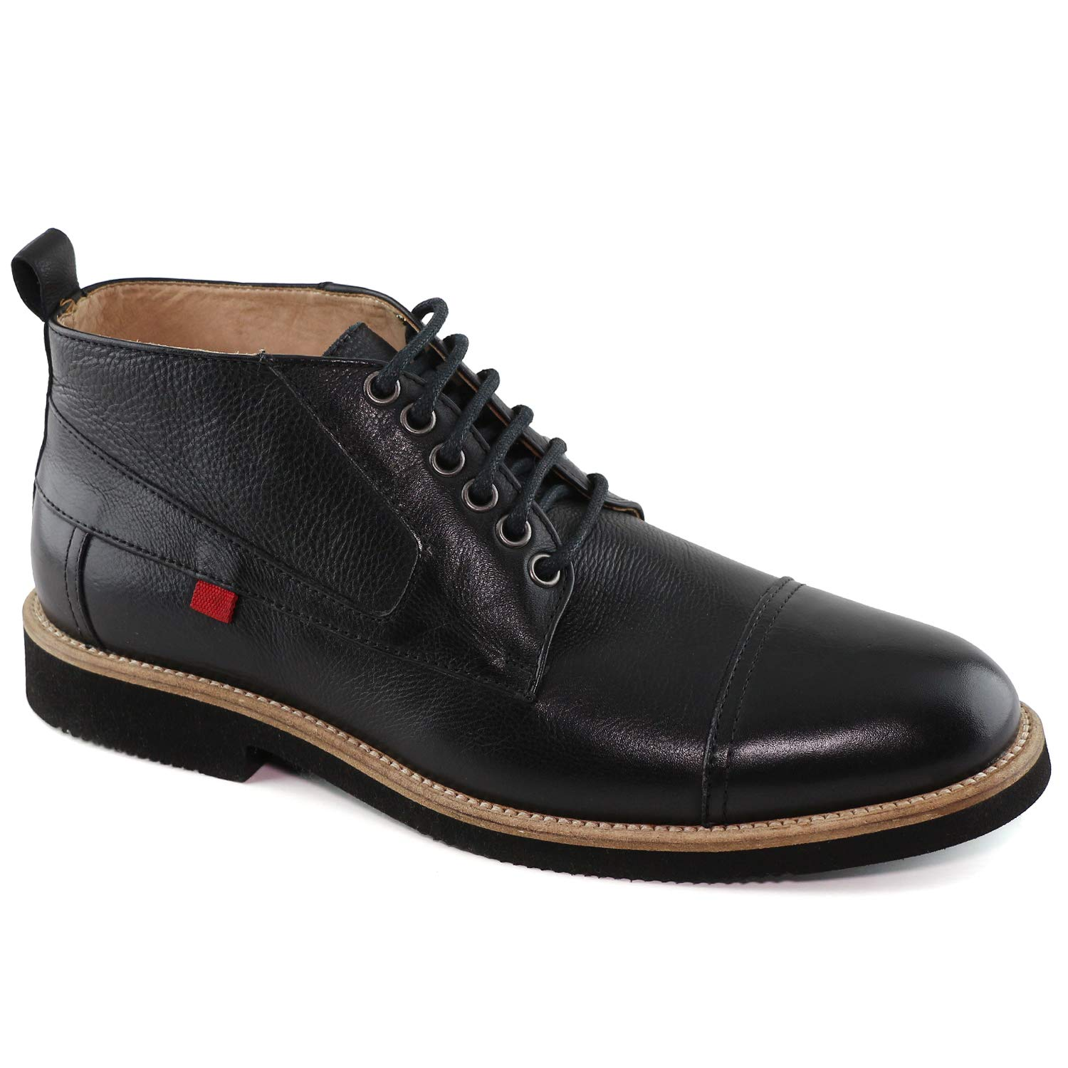 Mens Genuine Leather Made in Brazil Williamsburg Boot