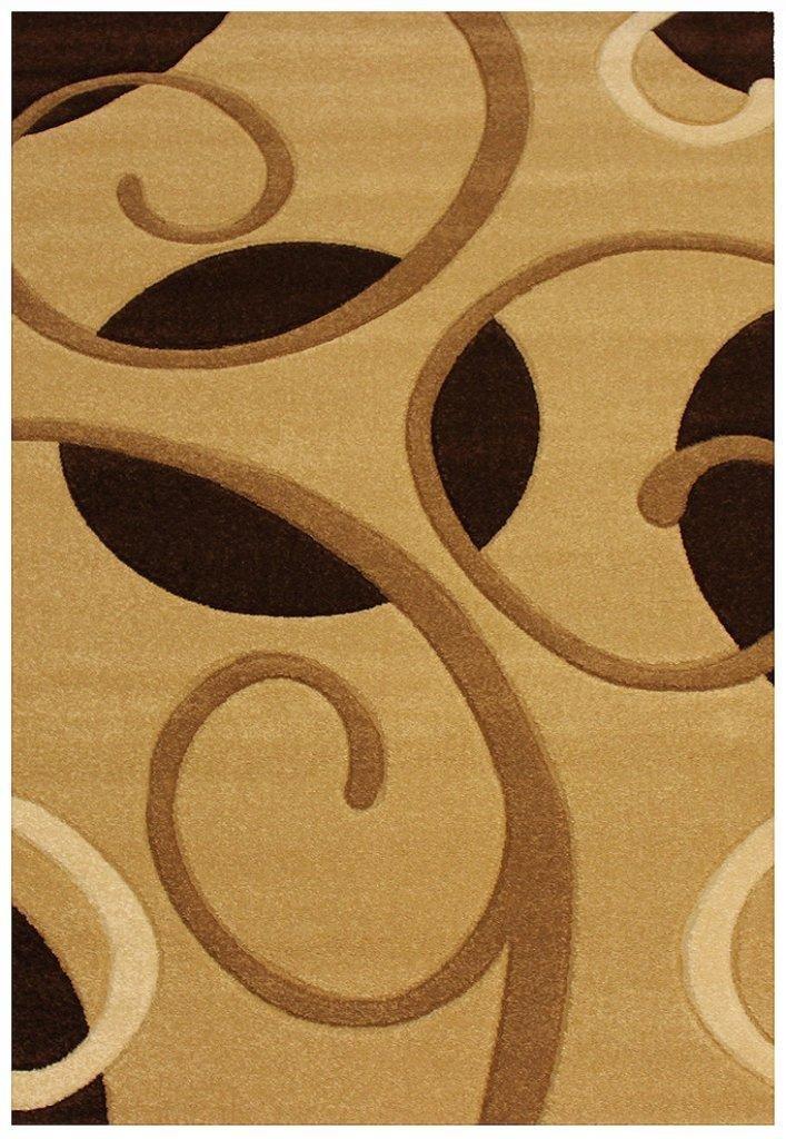Teppich Couture in Sand Teppichgröße  200 x 290 cm