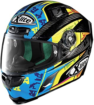 X-Lite X de 803 camier Ultra Carbon Casco Integral
