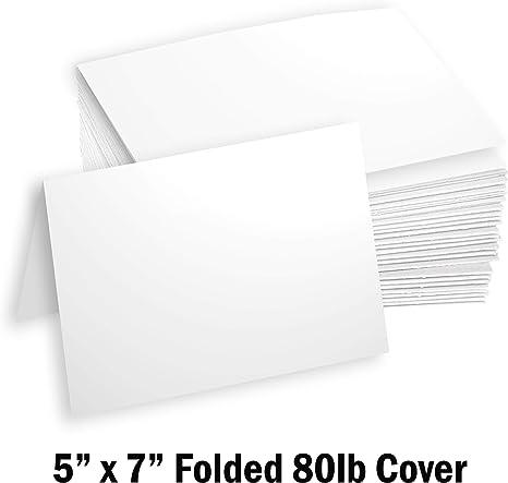 Amazon.com: Hamilco - Tarjetas de felicitación de papel ...