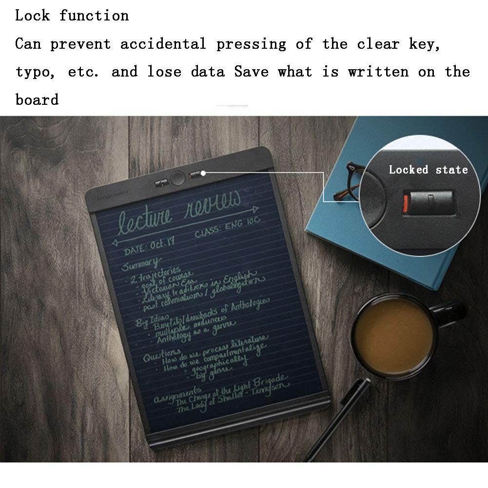 RYX WordPad Blackboard Eraser Function Sketch Board Electronic Writing Board by RYX (Image #2)