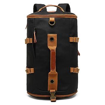 UtoteBag Mochila Deporte Convertible Bolsa Gimnasio Viaje Bolsa Hombro para Hombre Mujer Ordenador portátil Mochila 17.3