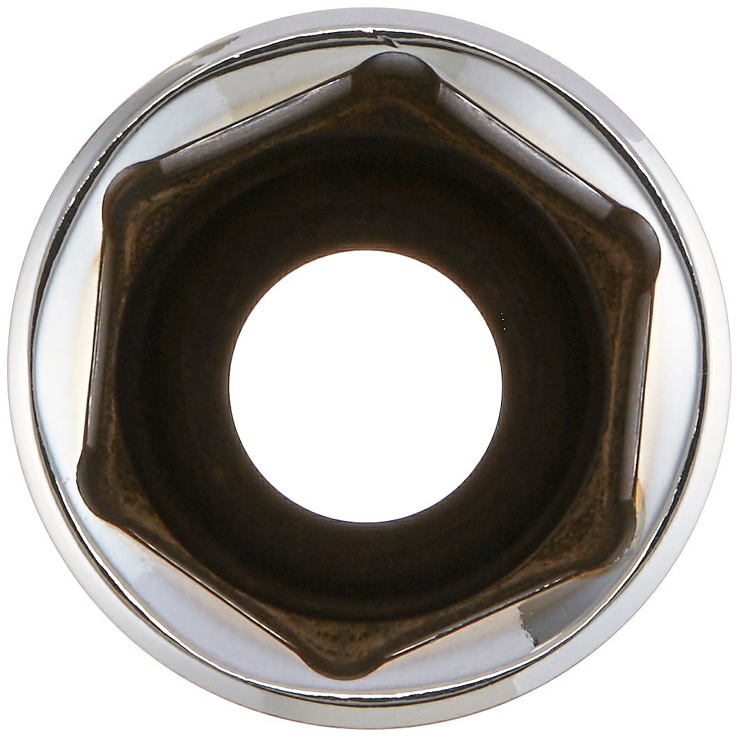 Blackhawk By Proto 40428 6-Point Deep Socket with 7//8-Inch Drive 1//2-Inch