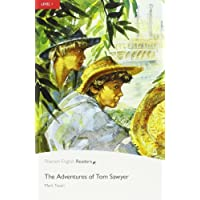 Level 1: The Adventures of Tom Sawyer Book & CD Pack (Pearson English Readers, Level 1)