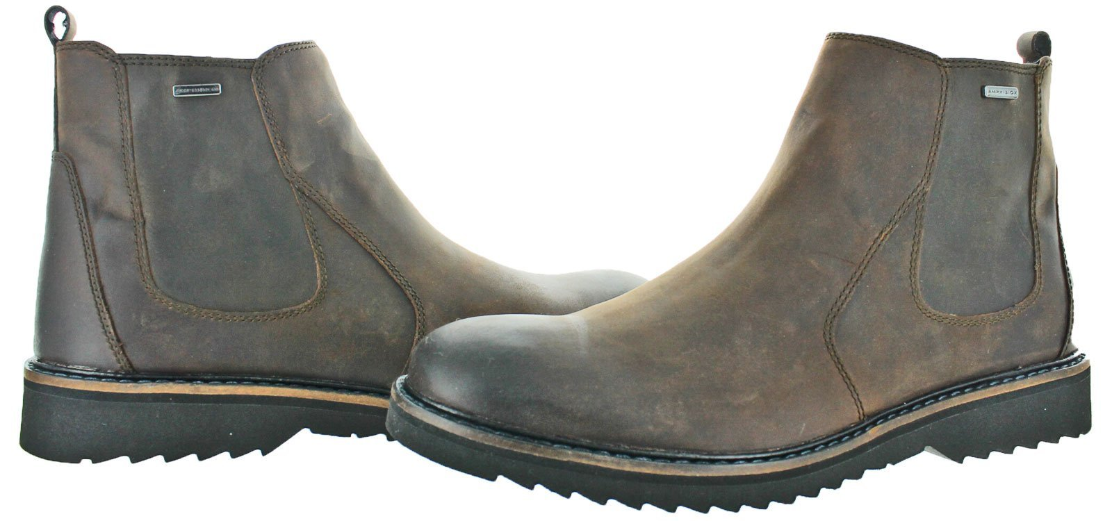 Geox Men's M Chester Abx 6 Chelsea Boot,Chestnut,46 EU/12.5 M US by Geox (Image #4)