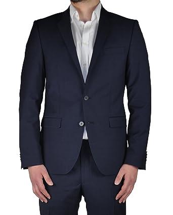 70201c7e11022 Daniel Hechter - Slim Fit - Herren Baukasten Anzug aus 100% Schurwolle in Blau  oder