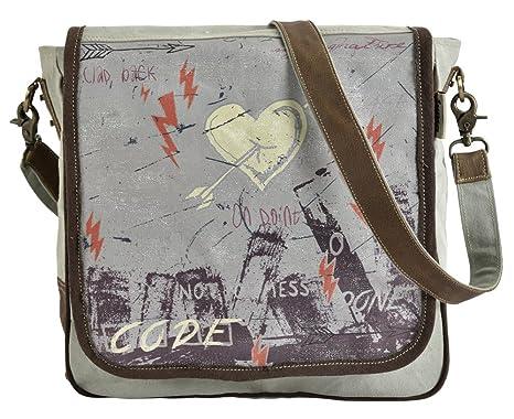 Bolso de compra señora Sunsa Canvas Bolso de hombro bolso de mano hecho de tela. Pasa ...