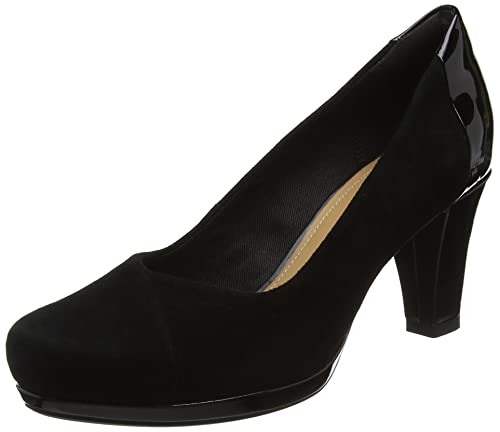 90322a49 Clarks Chorus Carol, Zapatos de Tacón para Mujer: Amazon.es: Zapatos y  complementos