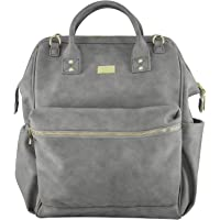 ISOKI Isoki Stone Byron Backpack, Stone, 1200 Grams