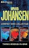 Iris Johansen - Collection: Eve, Quinn, Bonnie (Eve Duncan)
