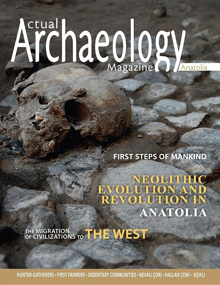 Download Actual Archaeology: FIRST STEPS OF MANKIND (Issue) PDF