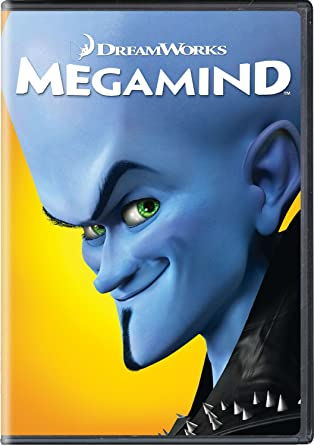 Amazon.co.jp | Megamind [DVD] ...