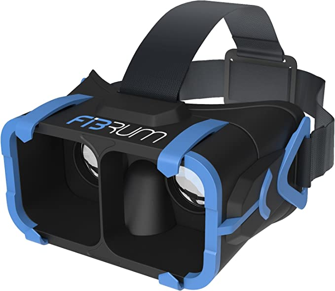 b96ca5c73a9 Image Unavailable. Image not available for. Color  Fibrum Portable Virtual  Reality ...