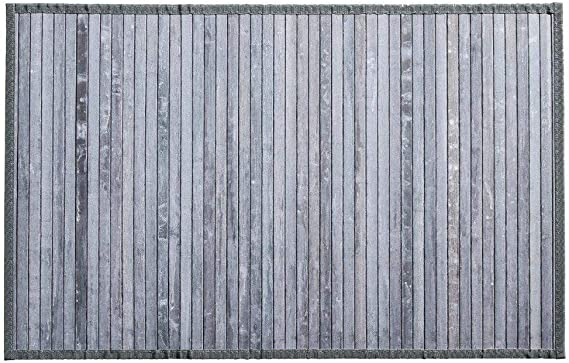 Somier de bambú con listones gris claro 50X80: Amazon.es ...
