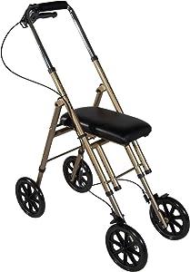 Drive Medical Adult Knee Walker Crutch Alternative