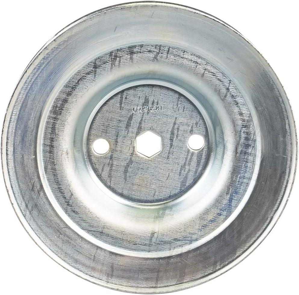 JOHN DEERE Spindle Sheave Pulley GX21381 190c D170 G110 LA150 LA175 S240