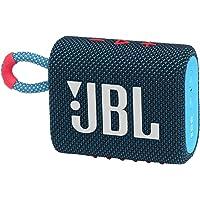 JBL GO3 Blue/Pink