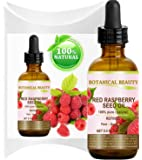 """RED RASPBERRY SEED OIL. 100% Pure / Natural / Undiluted / Refined Cold Pressed Carrier Oil. 0.5 Fl.oz.-15 ml. For Skin, Hair, Lip and Nail Care. """"One of the highest anti-oxidant, rich in vitamin A and E, Omega 3, 6 and 9 Essential Fatty Acids""""."""