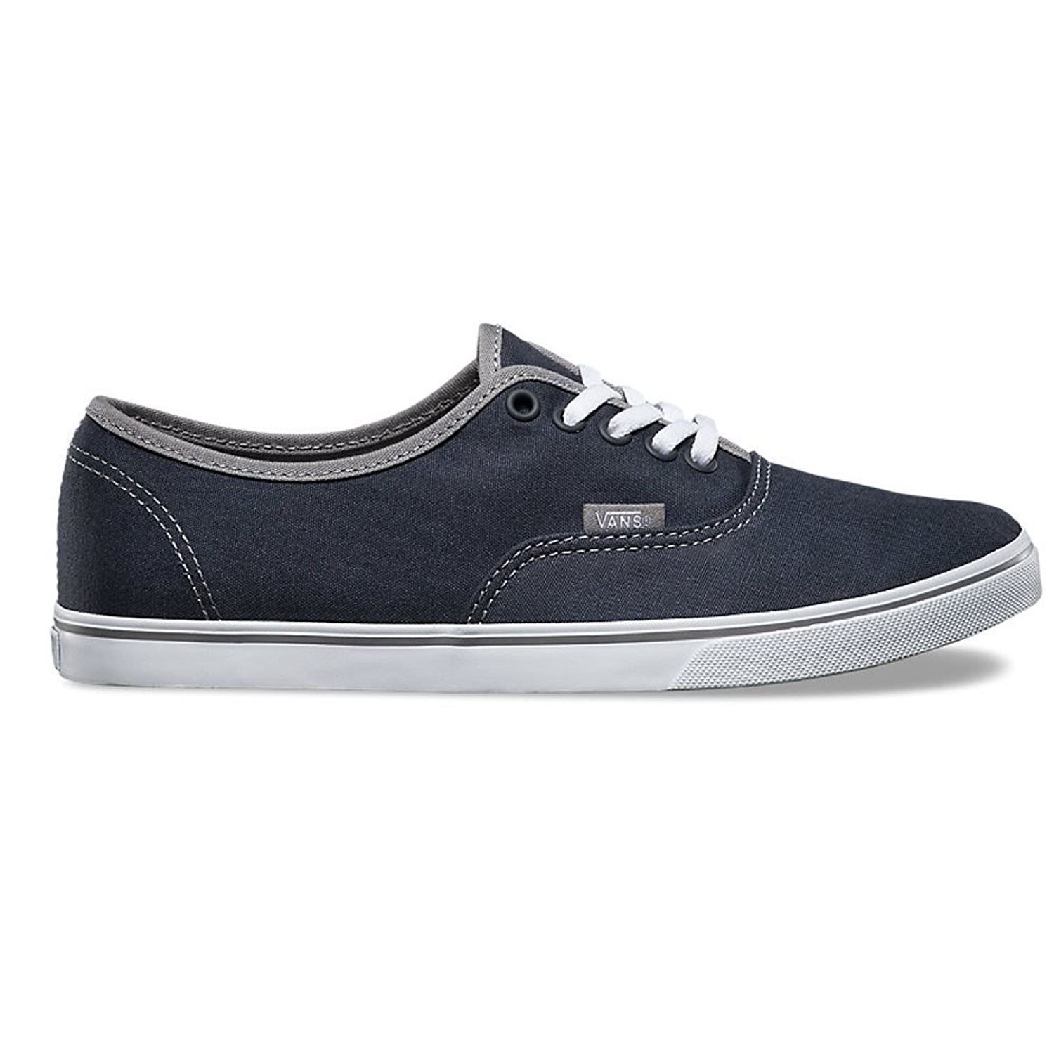 Vans Authentic B016P8KVB8 5|Ebony/Frost Gray