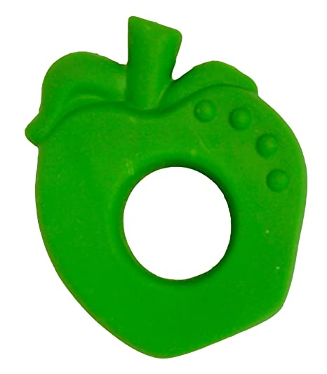Lanco 520 - Mordedor manzana 100% látex natural, orgánico y ...
