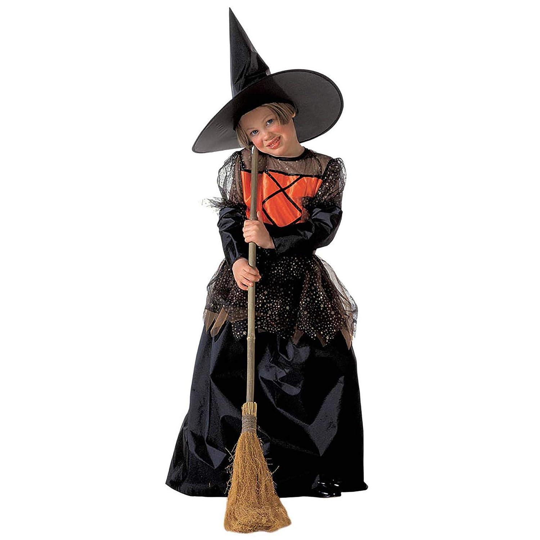 WIDMANN Widman - Disfraz de halloween bruja para niño, talla 10 ...