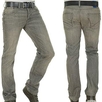 adidas Originals M Slim Fit C - Pantalones Vaqueros algodón ...