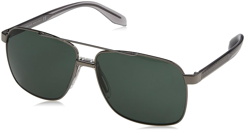 d700c0c0905d Amazon.com  Versace Men s VE2174 Sunglasses 59mm  Clothing