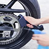 TODAYTOP Motorcycle & Bike Chain Cleaning Tool
