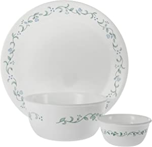 Corelle Livingware 10-1/4-Inch Dinner Plate, Country Cottage (1 piece)
