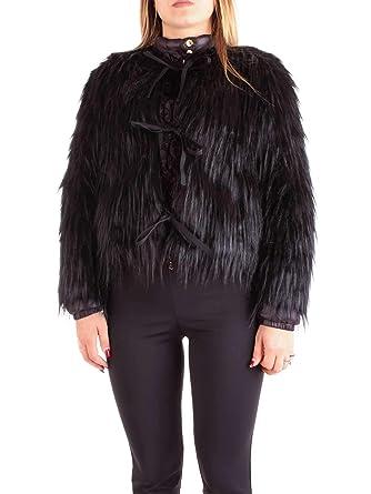 f7eea8430 PATRIZIA PEPE 2L0804/A4G9 Coat Women: Amazon.co.uk: Clothing