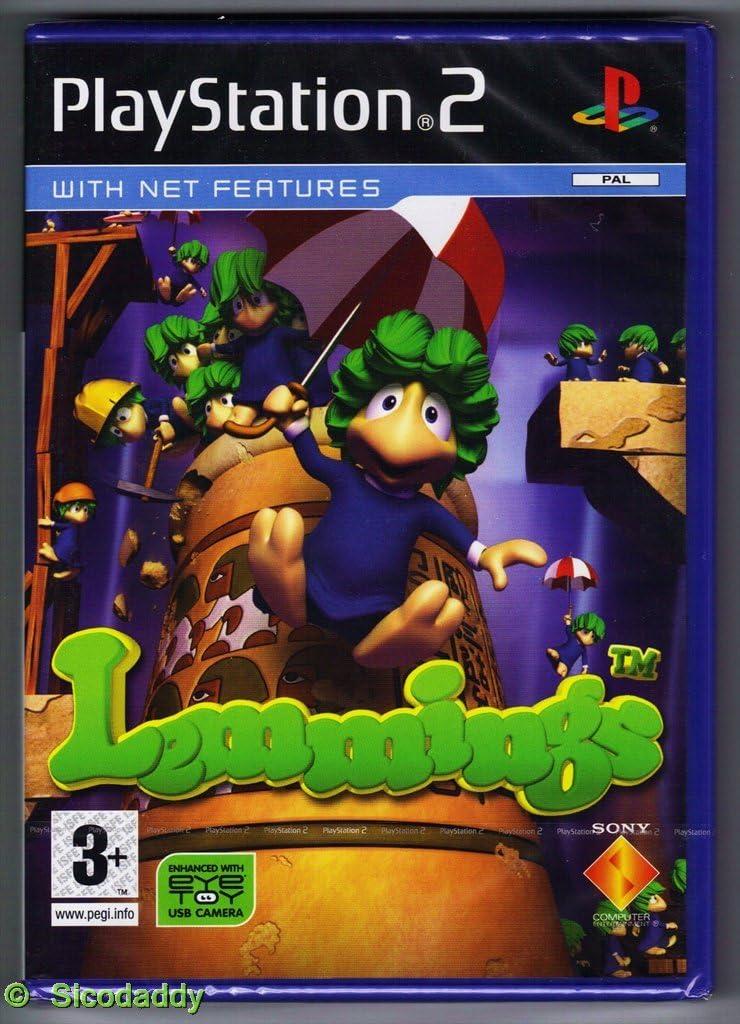 Lemmings (Playstation 2)[Importación inglesa]: Amazon.es: Videojuegos