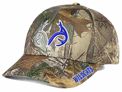 finest selection 4b3a6 d5ff9 Image Unavailable. Image not available for. Color  Top of the World NCAA  Realtree-Brand 1-Hat Cap-Kentucky Wildcats