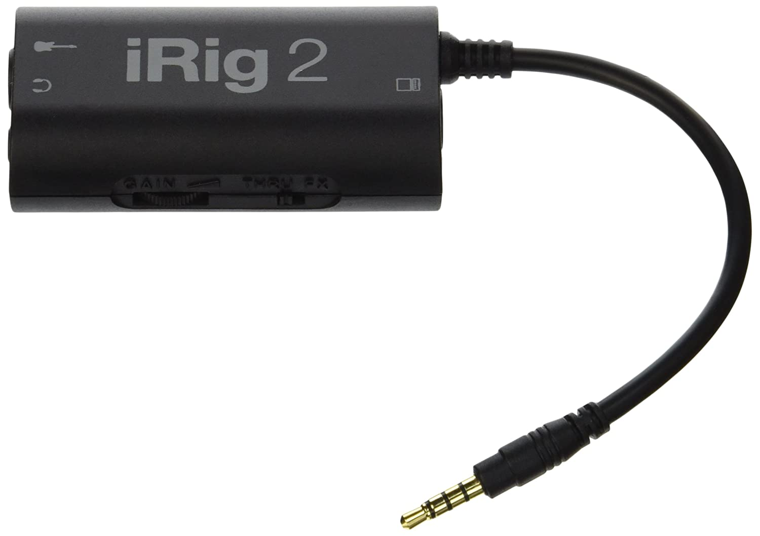 IK Multimedia iRig 2 Guitar Interface IPIRIG2PLGIN
