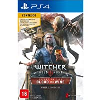 Pacote de Expansão The Witcher 3 Wild Hunt: Blood and Wine - PS4