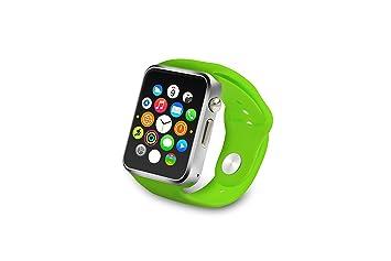 Sumun hi-tech Smartwatch A1 - Verde: Amazon.es: Electrónica