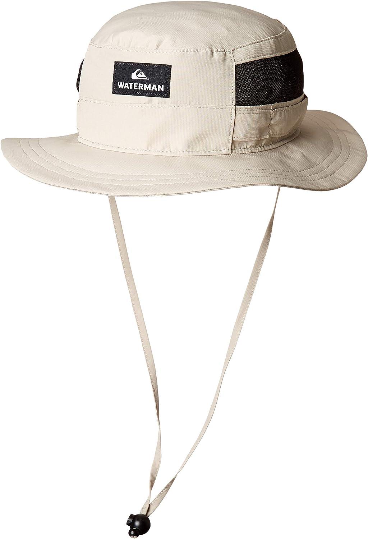 Quiksilver Men's Reel Feel Bucket Sun Protection Hat: Clothing