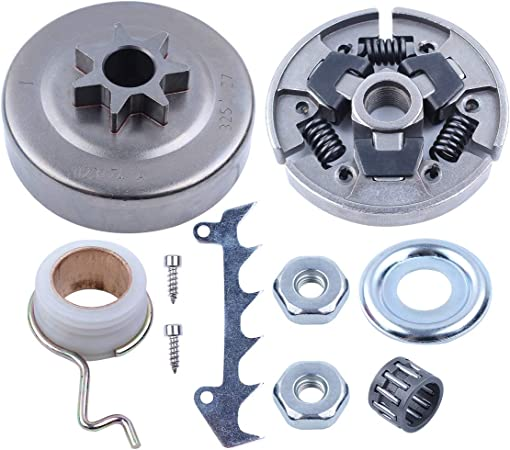 CHAIN SPROCKET CLUTCH  DRUM  WORM GEAR FOR STIHL 025 MS250 023 MS230 021 MS210