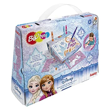 Disney Frozen - Bolso Estudio Frozen (Toy Partner 23536): Amazon ...