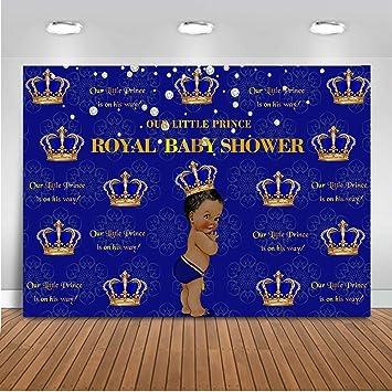 Royal Príncipe Personalizado Cumpleaños//Baby Shower del libro de visitas-Cualquier Diseño