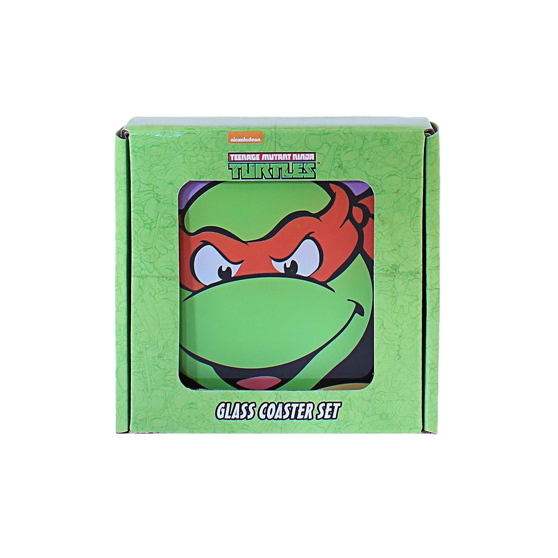Amazon.com: Teenage Mutant Ninja Turtles nt0354cs1 TMNT Cara ...