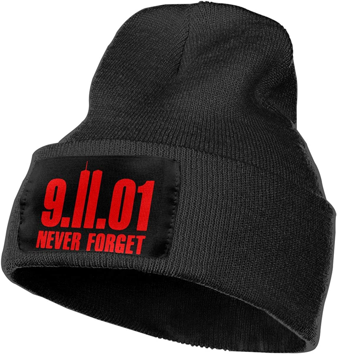 COLLJL-8 Men /& Women 911 Never Forget Towers Outdoor Stretch Knit Beanies Hat Soft Winter Skull Caps