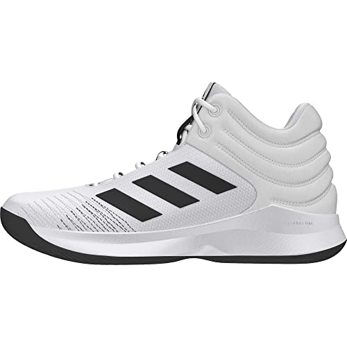 the best attitude 0f975 a1cad Adidas Men s Ftwwht Cblack Greone Basketball Shoes-10 UK India (44
