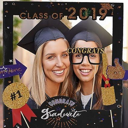 CLASS OF 2018 Sticker High School Graduation Vinyl Decal College Teen Senior Kid