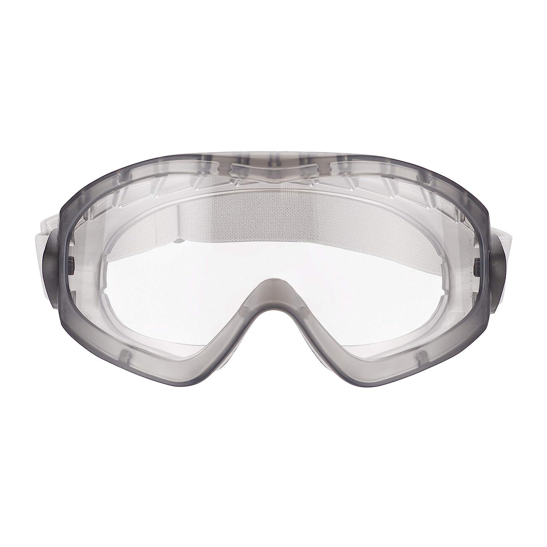 3M xA004837853 Gafas de Seguridad Línea Comfort 2890S, Talla única, Gris translúcido