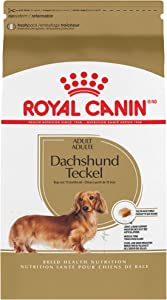 Royal Canin Dachshund Adult Breed Specific Dry Dog Food, 10 lb. bag