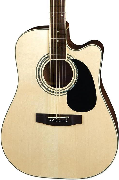 Mitchell md100sce Dreadnought Cutaway Guitarra Electroacústica ...